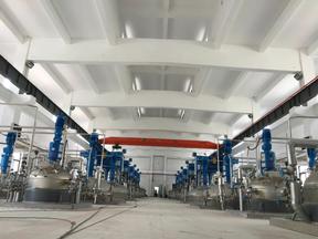 嶺南大型發酵設備在山東魯抗舍里樂藥業有限公司順利投產