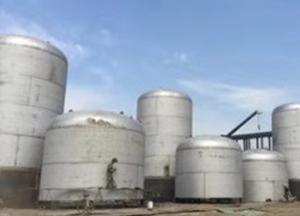 岭南大型发酵工程在呼伦贝尔东北阜丰生物科技有限公司顺利投产