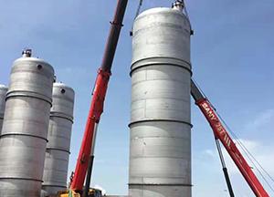 嶺南發酵設備在山東龍力生物科技有限公司順利投產