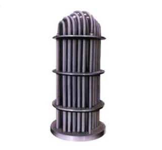 U型管式换热器