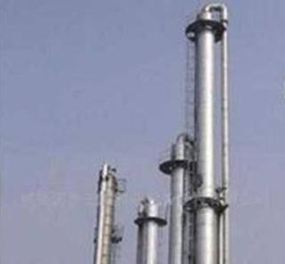 工业萃取塔设备